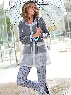 Clear Full Length Rain Jacket product image (417326.TRAN.1-S)