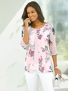 Layered Look Floral Blouse product image (417595.RSPR.1.1_WithBackground)