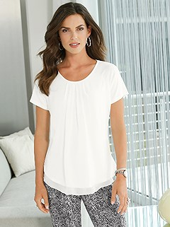 Short Raglan Sleeve Top product image (418073.OFWH.1.1_WithBackground)