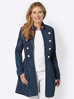 Figure Shaping Long Jacket product image (419960.NV.3.1_WithBackground)