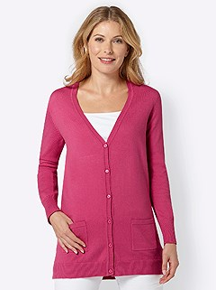 Classic Button Up Cardigan product image (419965.RS.3.1_WithBackground)