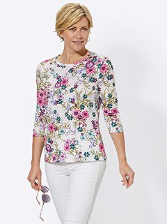 Tropical Print Top product image (423079.ECPR.3.1_WithBackground)