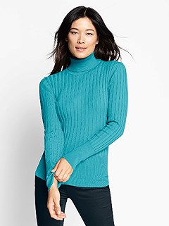 Ribbed Turtleneck Sweater product image (427561.MT.1.1_WithBackground)