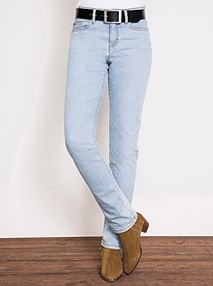 5 Pocket Slim Cut Jeans product image (427563.BLUS.1.1_WithBackground)