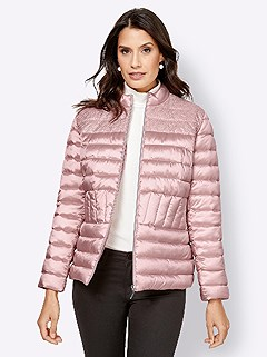 Shimmering Quilted Jacket product image (427886.RS.3.8_WithBackground)