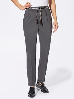 Tassel Belt Pants product image (427934.GY.3.1_WithBackground)
