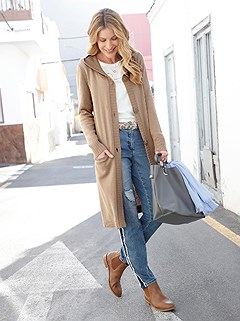 Long Hooded Cardigan product image (428720.CA.2.1_WithBackground)