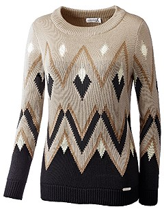 Pattern Mix Sweater product image (430042.CGPA.1.7_WithBackground)