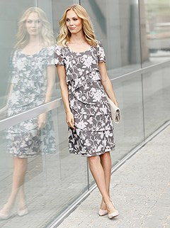 Layered Floral Dress product image (438037.CHAR.3.10_WithBackground)