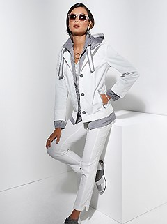 Tailored Look Jacket product image (438781.GYEC.1.1_WithBackground)