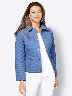 Lightly Padded Jacket product image (438853.BL.4.1_WithBackground)