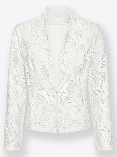 Floral Lace Blazer product image (439046.EC.1.1_WithBackground)