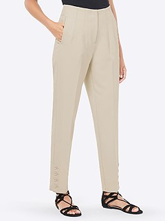 Button Hem Pants product image (439726.SA.4.1_WithBackground)