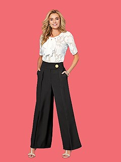 Wide Waistband Pants product image (440020.BK.1.1_WithBackground)