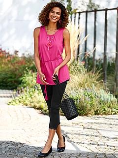 Lace Trim Leggings product image (441484.FS.2.P1)