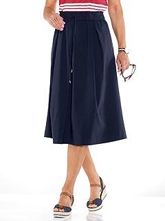 Drawstring Midi Skirt product image (441567.NV.1M)