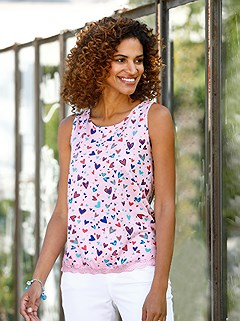 Heart Print Tank Top product image (441622.RSRP.1.8_WithBackground)