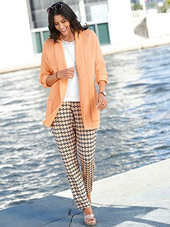 Printed Jersey Pants product image (441638.APWH.1M)