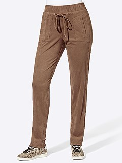 Velour Pants product image (505299.BR.3.1_WithBackground)