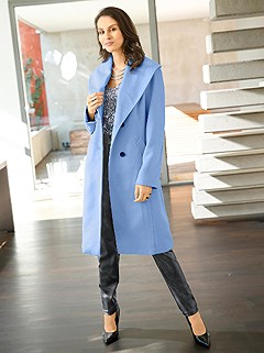 Shawl Collar Coat product image (505588.LB.1.1_WithBackground)