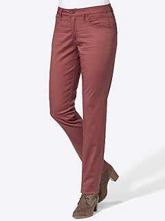 Decorative Seam Pants product image (505716.RDBR.3.1_WithBackground)