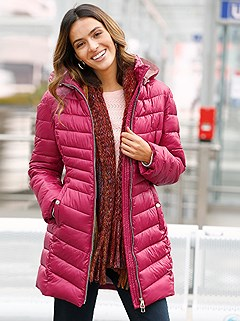 Contrast Quilted Jacket product image (506385.RB.2.1_WithBackground)