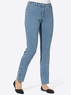Zip Ankle Jeans product image (506386.FADE.4.6_WithBackground)