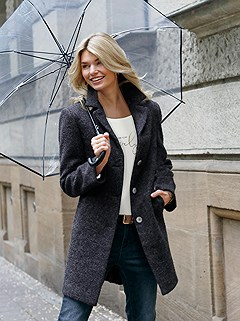 Long Wool Jacket product image (506518.NV.1.1_WithBackground)