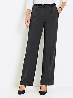 Wide Leg Pants product image (507807.BK.4.1_WithBackground)