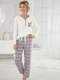 Long Sleeve Pajama Set product image (923430.WHPR.2.1_WithBackground)