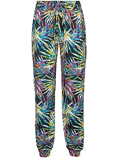 Palm Print Pant Cover Up product image (929911.MU.4.1_WithBackground)