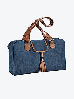 Denim Blue Handbag product image (978342.1)