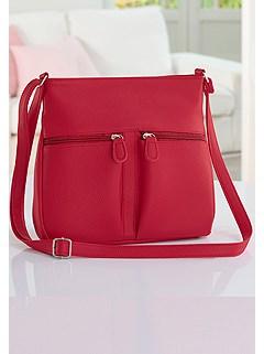 Zip Pocket Handbag product image (994412.RD.3-S)