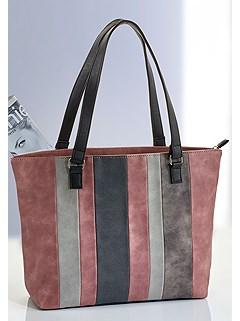 Striped Handbag product image (998098.1-S)