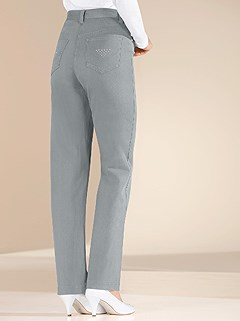 Rear Elastic Jeans product image (B51117.GY.2.2_WithBackground)