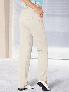 Hidden Elastic Waist Jean product image (B51122.OFWH.2.2_WithBackground)
