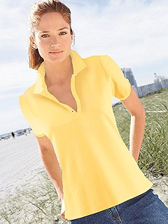 Polo Shirt product image (B54118.DKYL.1.3_WithBackground)