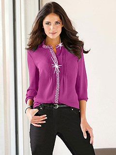 Embellished Blouse product image (B56520.FS.HE)