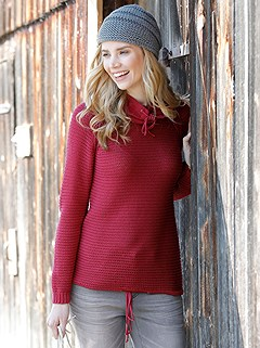 Chunky Knit Sweater product image (B67503.RB.P2)