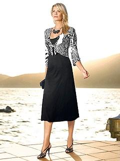 Tank Dress product image (B68010.BK.B67039.WHPA.HE)