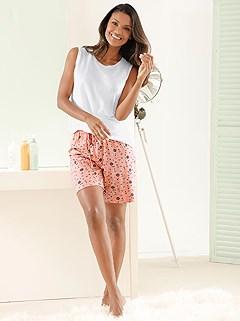Sleeveless Pajama Tank Top product image (C20960.CM.1.1_WithBackground)