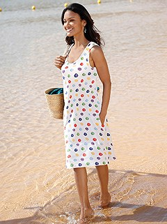 Polka Dot Cover Up product image (C47225.WHPR.1.1_WithBackground)