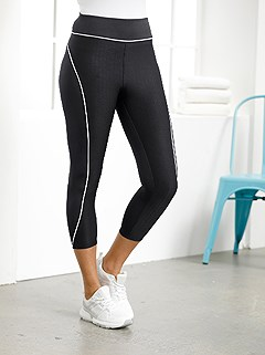 Contrast Athleisure Pants product image (D74164.BK.2.5_WithBackground)